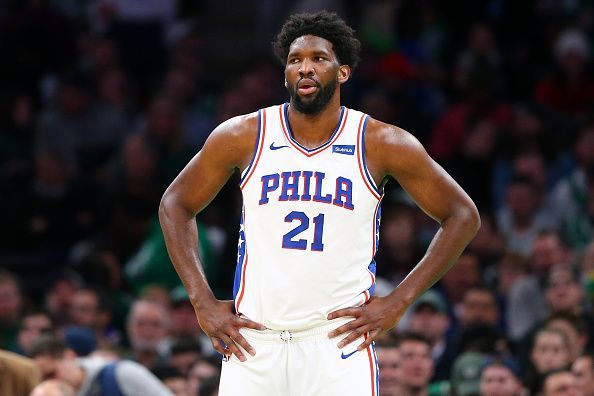 The Sixers will need a big night from Joel Embiid