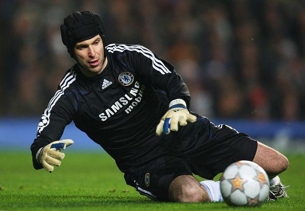 Petr Cech is a club legend at Stamford Bridge