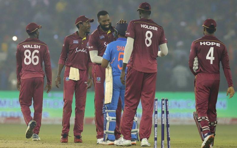 कटक वनडे में भारत की बेहतरीन जीत (Photo-Bcci)