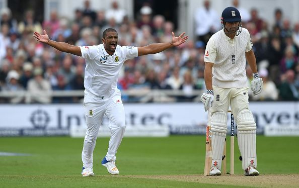 Vernon Philander will retire from international cricket after the series against England