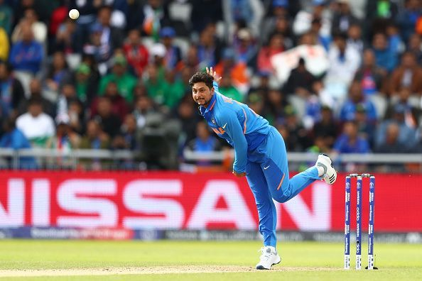 Kuldeep Yadav picked up another ODI hat-trick, his second, against the West Indies