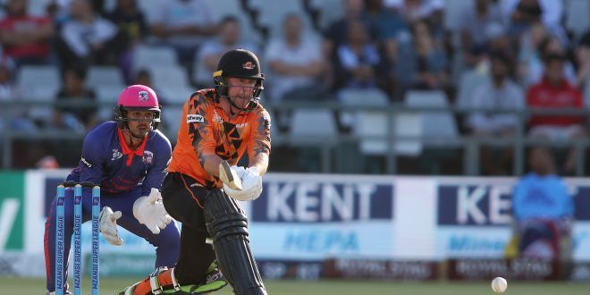 Ben Dunk has scored two fifties in a row for the Nelson Mandela Bay Giants