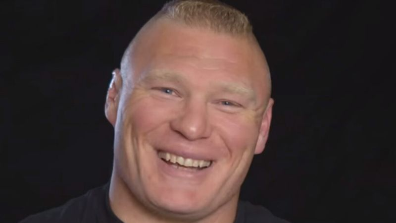 Brock Lesnar competed in eight matches in 2019