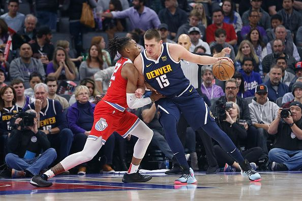 Jokic recorded a triple double in his last outing for the Nuggets