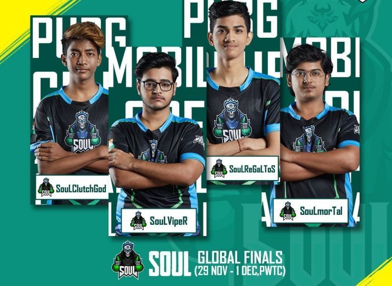 SouL in PMCO Fall Split Global Finals 2019.