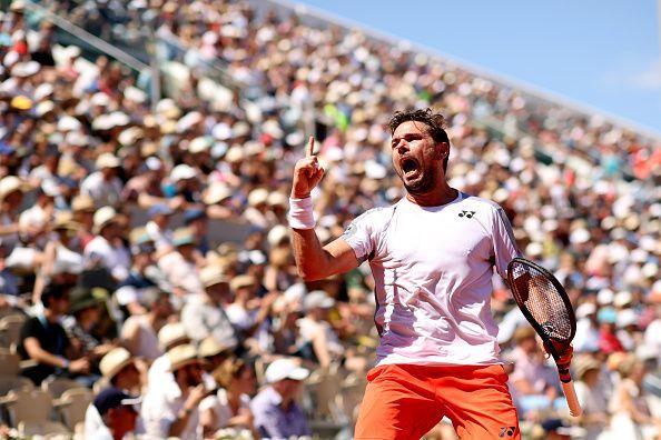 Stan Wawrinka has won 3 Grand Slams