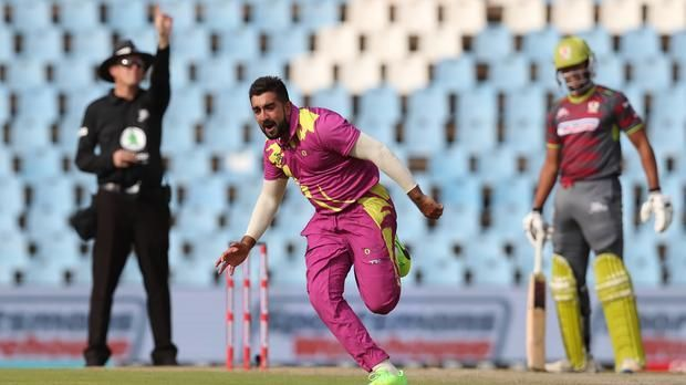Tabraiz Shamsi has been the pick of the bowlers for the Paarl Rocks