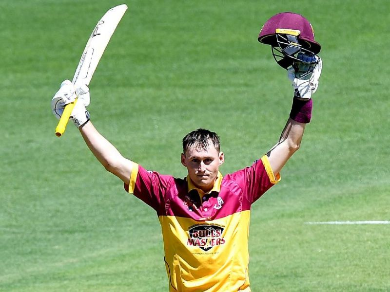Labuschagne helped Queensland reach the Marsh Cup Final and has received his maiden ODI call-up