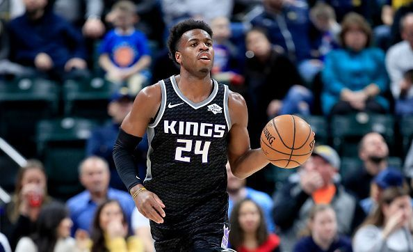Buddy Hield tallied 23 points, 2 assists, and 5 rebounds in their loss against the Suns