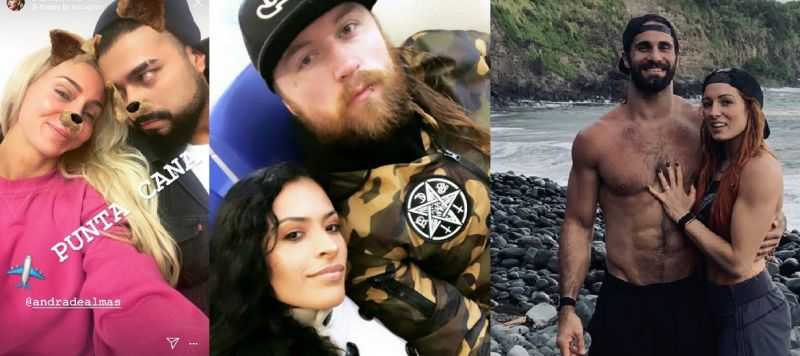So many WWE couples have been overlooked by Total Divas