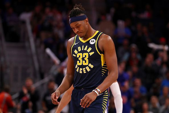 Myles Turner is being linked with a move away from the Indiana Pacers.