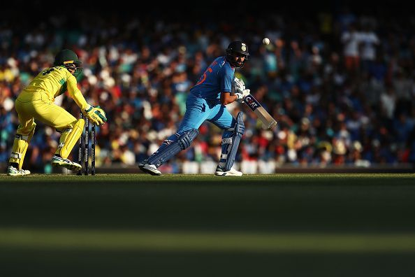 Rohit Sharma became the 3rd Indian to score a double hundred in ODIs