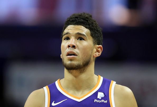 Devin Booker became the youngest player to score 70 points in 2017