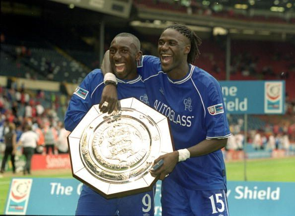 Jimmy Hasselbaink, Mario Melchiot