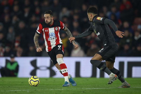 Can Danny Ings save the Saints from the drop?