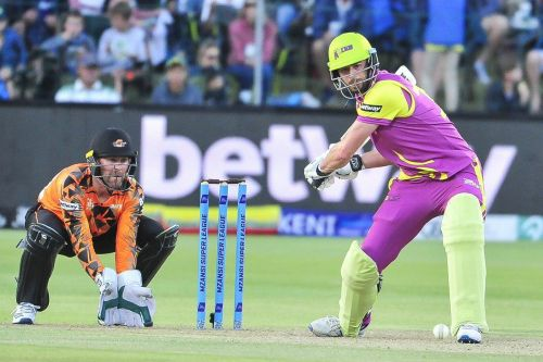 Nelson Mandela Bay Giants will look to regain the top position on the points table