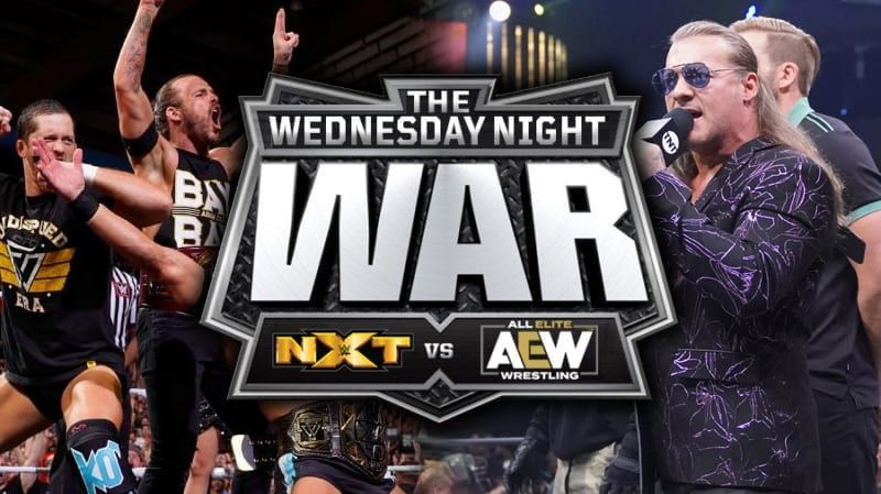 AEW commercial bashing NXT reportedly a TNT product.