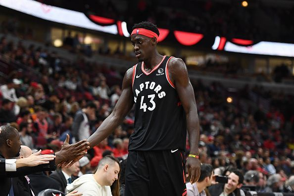 Pascal Siakam is in the MVP conversation