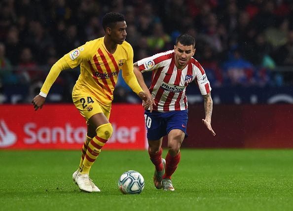Firpo has had his highs and lows so far in the Camp Nou