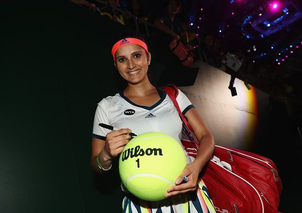 Sania Mirza will represent the nation at Fed Cup 2020