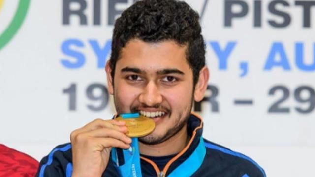Anish Bhanwala picked up two gold medals on Day 7 at the South Asian Games 2019