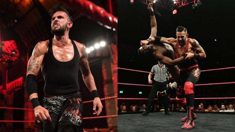 Eddie Dennis has had some ups and downs in 2019