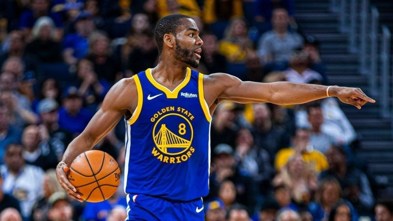 Alec Burks could exit the Warriors ahead of the trade deadline