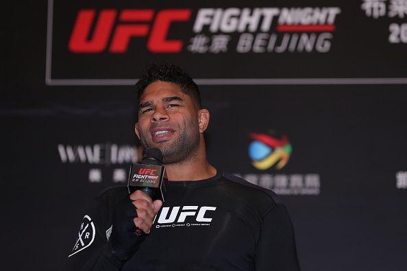 UFC Fight Night Blaydes v Ngannou 2: Ultimate Media Day