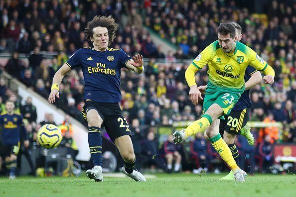 Norwich City v Arsenal FC - Premier League