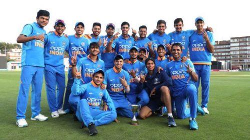 भारतीय अंडर-19 टीम