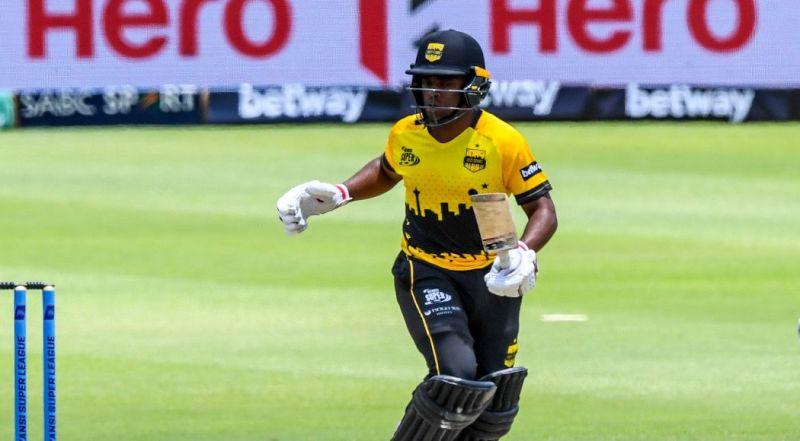 Temba Bavuma is the fourth-highest scoring batsman in the Mzansi Super League 2019