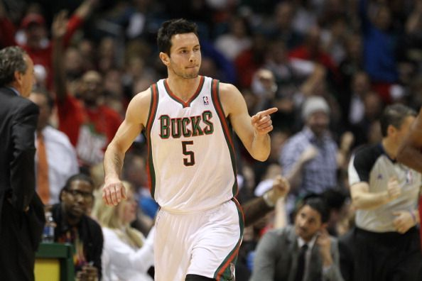 JJ Redick might be interested in a return to the Milwaukee Bucks