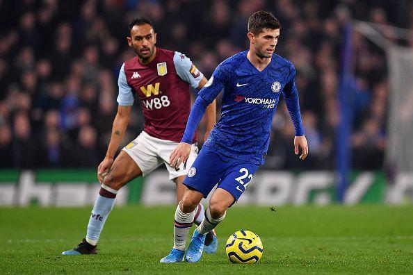 Chelsea FC v Aston Villa - Premier League
