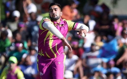 Tabraiz Shamsi has been one of the most in-form bowlers in the MSL 2019