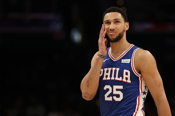 Ben Simmons will have the responsibility of leading the 76ers