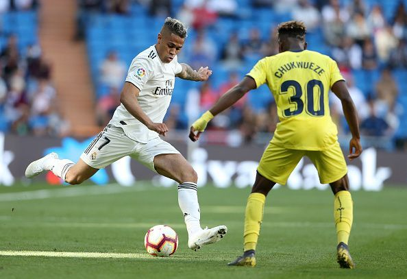 Real Madrid CF v Villarreal CF - La Liga