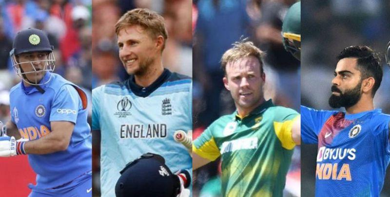 इन बल्लेबाजों को लक्ष्य का पीछा करने में महारत हासिल है