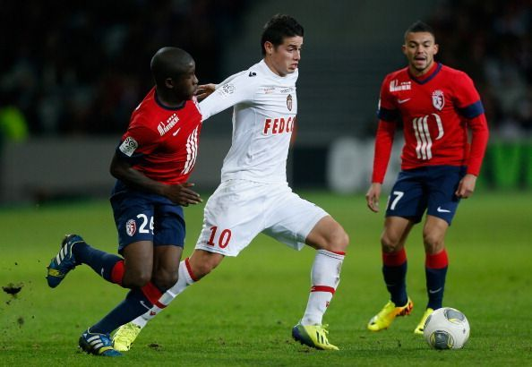 LOSC Lille v AS Monaco FC - Ligue 1