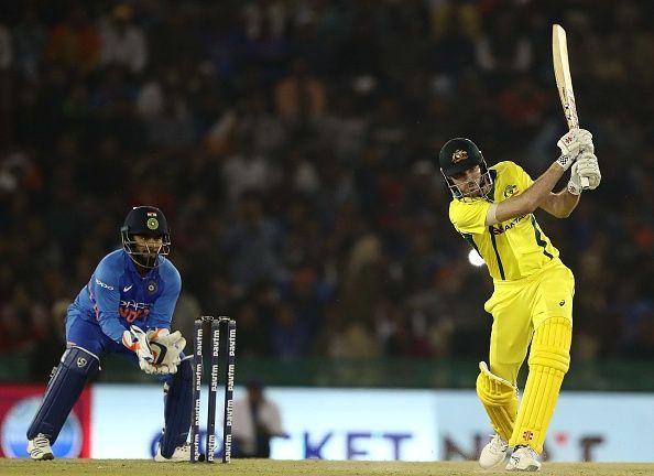 Ashton Turner blitzed his team to victory against India
