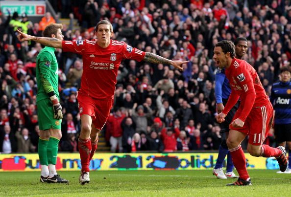 Daniel Agger spent 8 fruitful years in the Red half of Merseyside