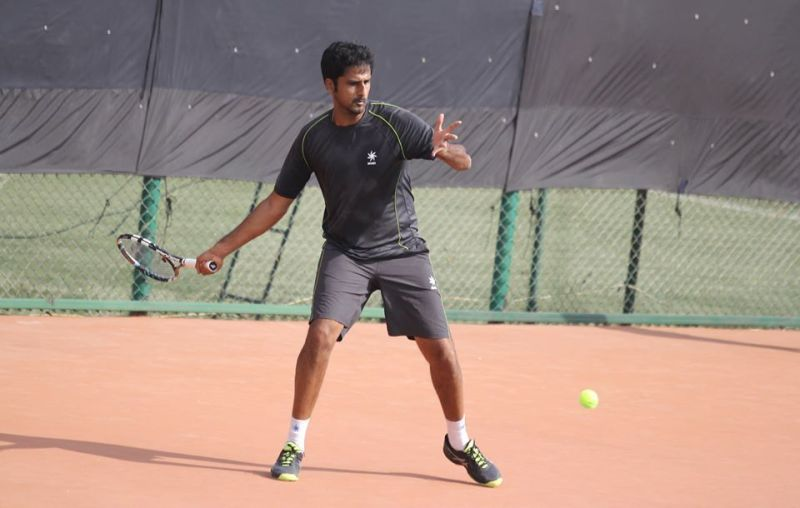 Tennis event - South Asian Games 2019