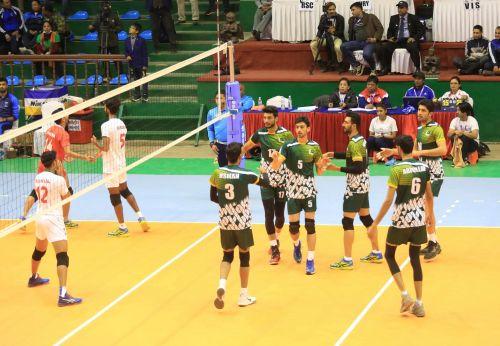 Bangladesh vs. Pakistan (Men's category, Semi-final 2)