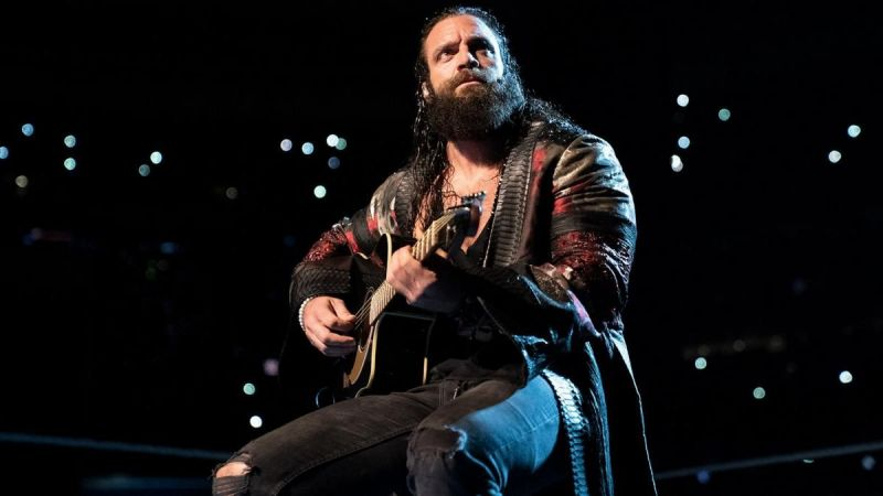 Maybe just have Elias do what he does best?