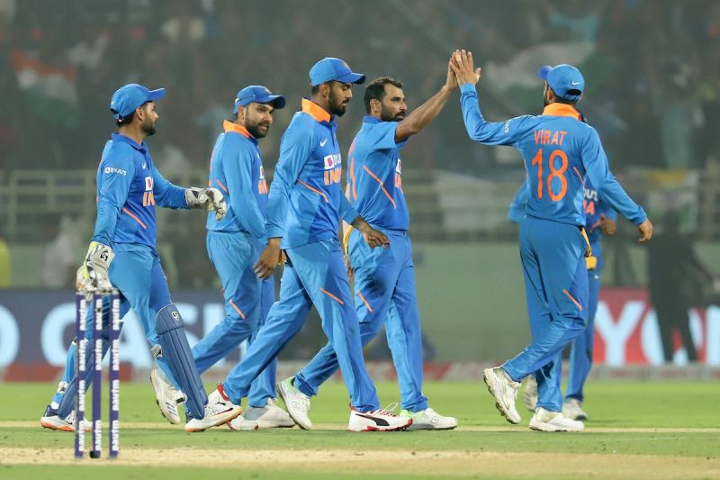 India put in a complete performance