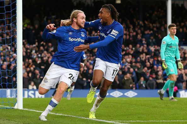 Everton FC beat Chelsea against the odds to spring right out of the bottom three