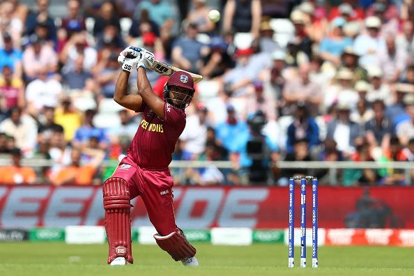 Nicholas Pooran is eligible to play tonight