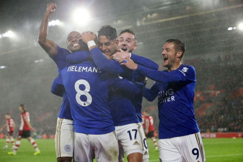 Leicester City have surprised teams with their performances this season