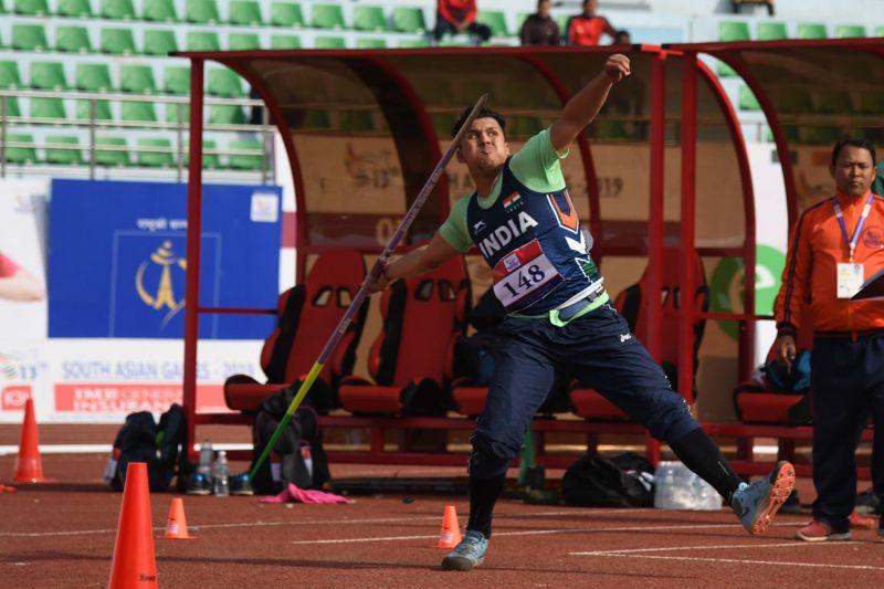 Javelin Throw - South Asian Games 2019