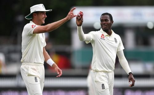New Zealand v England - Second Test: Day 4
