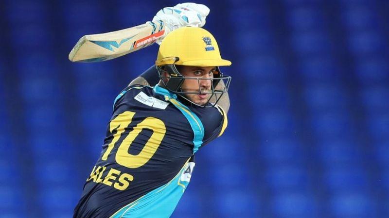 Alex Hales showed his class at the top scoring an unbeaten 97 run knock